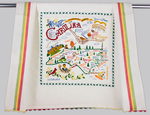 Catstudio North Carolina Dish Towel
