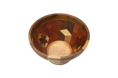 Allen Davis Woodworking One of a Kind Small Bowl