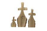 Basti Woodworking Handcarved Crosses