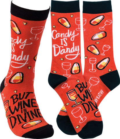 Socks - Candy is Dandy