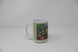 Blowing Rock Mural Mug