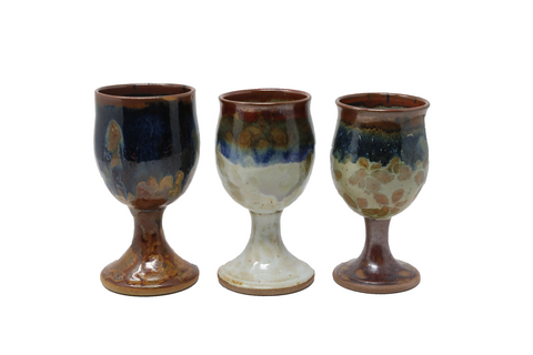 Becca Irvin Pottery Small Goblet