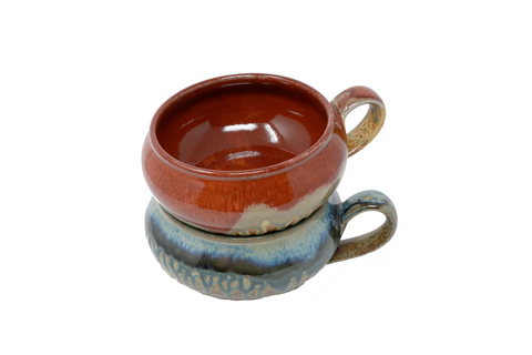 Ray Pottery Soup Mug