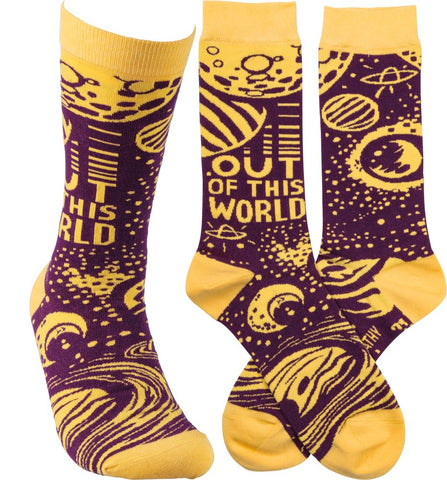 Socks - Out of This World