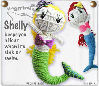 Kamibashi String Doll - Shelly