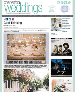 wedding blog ideas and decor feature