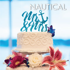 nautical wedding decor and party decorations