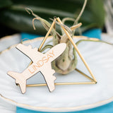 Airplane Place Cards - Wedding Decor Gifts