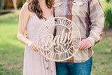 Pregnancy Announcement Sign/ Photo Prop Maternity - Wedding Decor Gifts