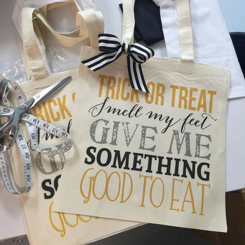 Trick or Treat Bag for Kids - Wedding Decor Gifts