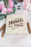 Groomsmen Box & Best Man Gift Box - Wedding Decor Gifts