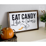 Framed Halloween Decor Art - Wedding Decor Gifts
