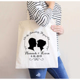 Personalized Wedding Bags - Wedding Decor Gifts