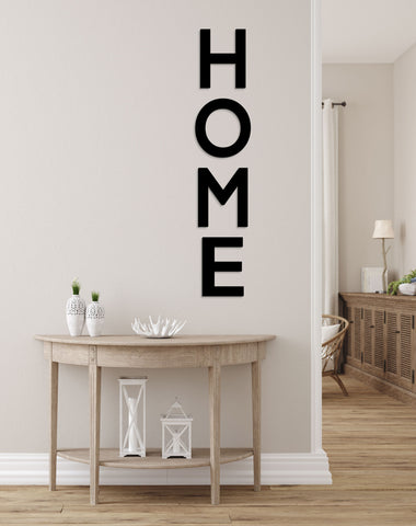 Home Wall Sign Home Decor Letters for Wall Decor Letters