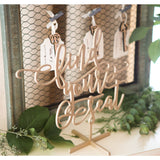 "Place Card Table ""find your seat"" Wedding Sign - Wedding Decor Gifts"