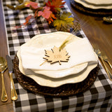 Maple Leaf Place Cards - Wedding Decor Gifts