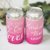 Ombre Wedding Favor Drink Holders - Wedding Decor Gifts