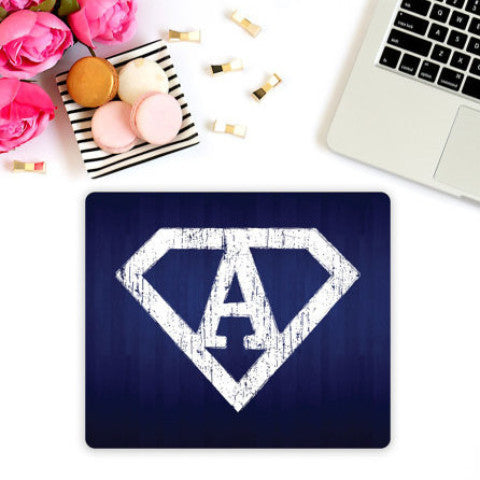 Superhero Personalized Mousepad - Wedding Decor Gifts