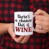 Wine Coffee Mug - Wedding Decor Gifts