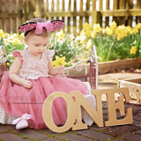 """ONE"" Sign Photo Prop - 1st Birthday Sign - Wedding Decor Gifts"