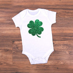 St Patrick's Day Bodysuit for Babies - Wedding Decor Gifts
