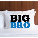 Pillowcases for Brothers and Sisters - Wedding Decor Gifts