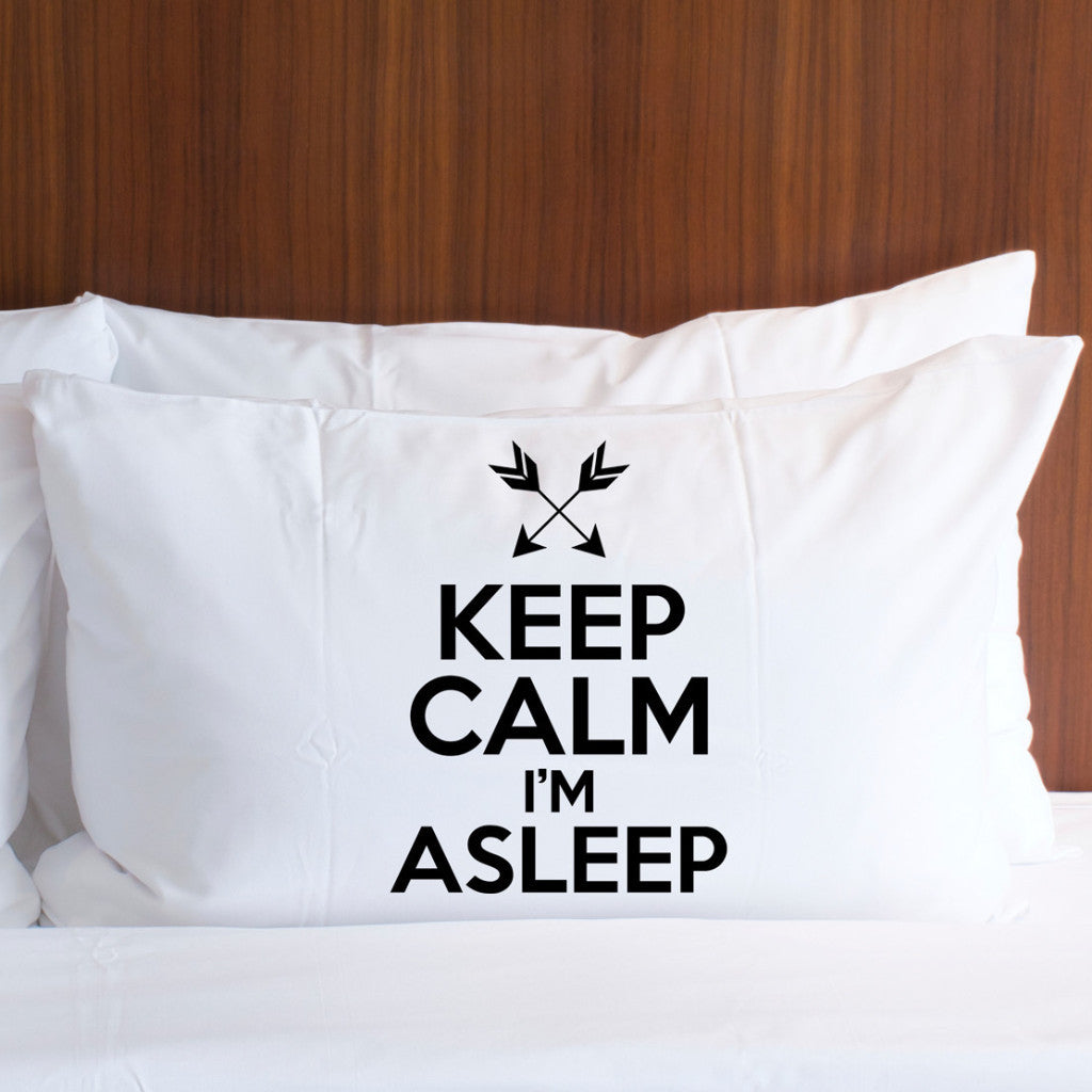 Pillowcase Keep Calm - Wedding Decor Gifts