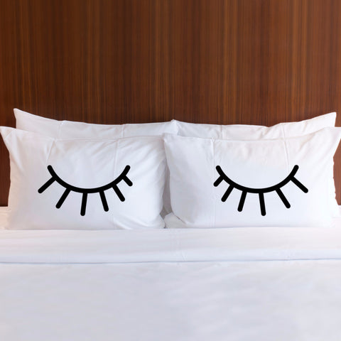 Shut Eye Pillowcases Gift Set - Wedding Decor Gifts