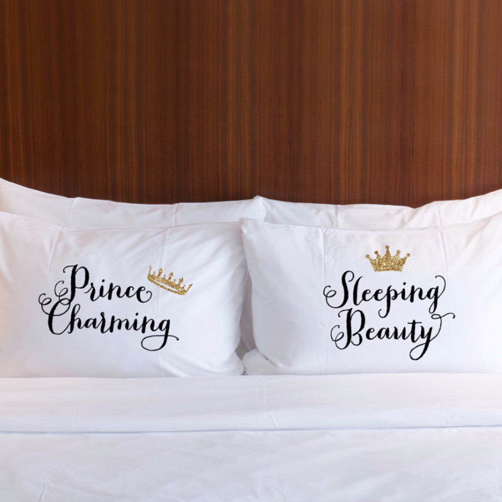 Fairytale Pillowcase Set - Wedding Decor Gifts