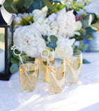 Diamond Ring Stir Sticks - Wedding Decor Gifts