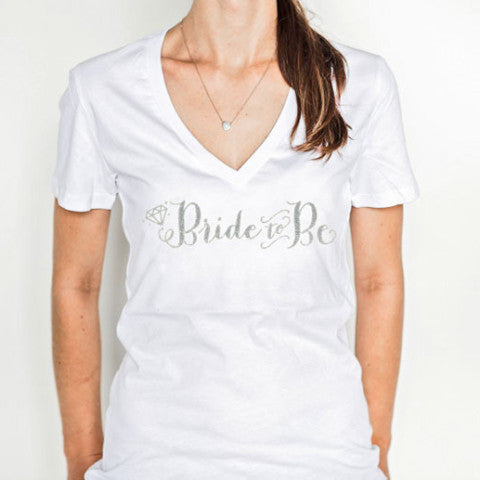 Bride to Be Shirt for Bridal Shower