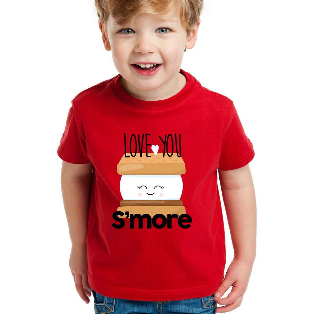 S'more Valentine's Day Shirt - Wedding Decor Gifts