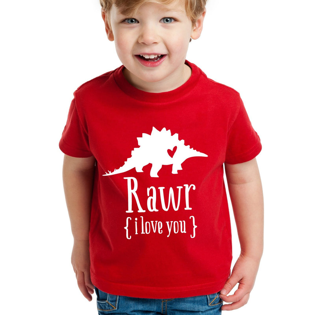 Dinosaur Valentine's Day Shirt - Wedding Decor Gifts
