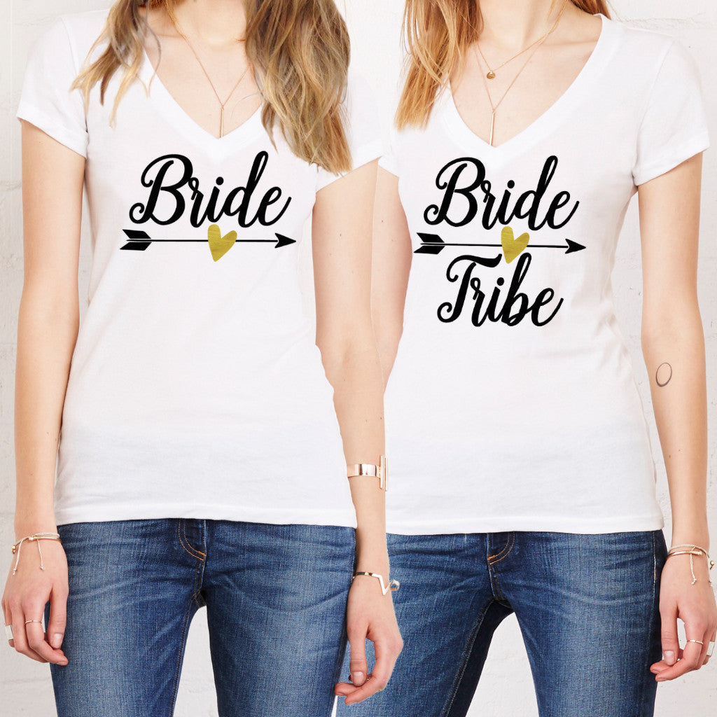Bridal Party Shirts - Wedding Decor Gifts