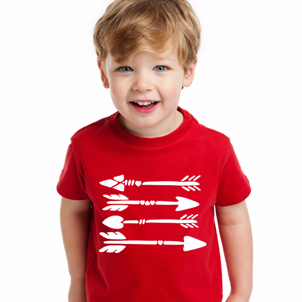 Kids' Boho Arrow Shirt - Wedding Decor Gifts