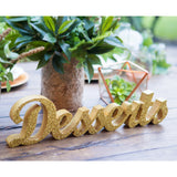 """Desserts"" Table Sign for Wedding - Wedding Decor Gifts"