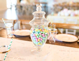 Personalized Sprinkle Table Runner - Wedding Decor Gifts