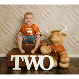 """Two"" Sign Photo Prop - Wedding Decor Gifts"