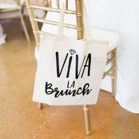 Viva La Brunch Tote Bag