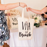 Viva La Brunch Tote Bag - Wedding Decor Gifts