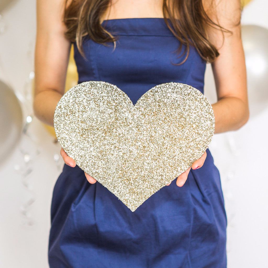 Laser Heart Photo Prop - Wedding Decor Gifts