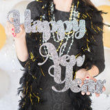 """Happy New Year"" Sign Party Decor - Wedding and Gifts"