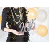 Year Sign Photo Prop Script Style - Wedding Decor Gifts