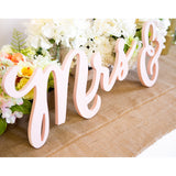 wooden wedding, wood signs, table signs
