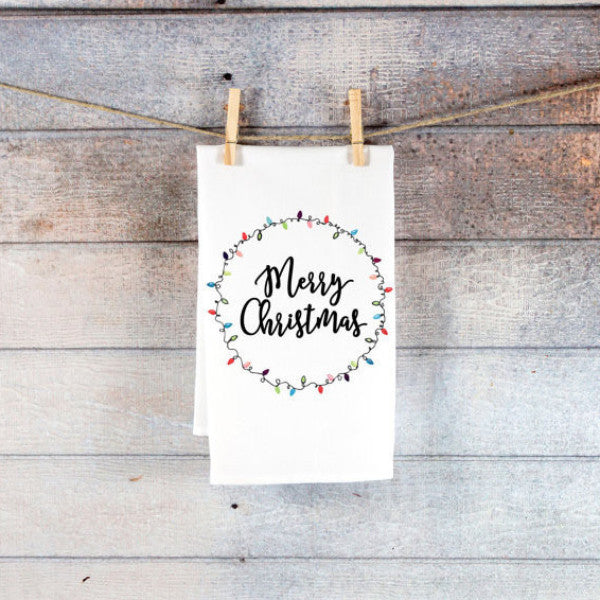 Kitchen Towel for Christmas Decor - Wedding Decor Gifts