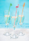 Tropical Party Drink Stirrer - Wedding Decor Gifts