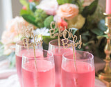 Baby Shower Stir Sticks - Wedding Decor Gifts