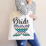 Bridesmaid Wedding Tote Bag - Wedding Decor Gifts