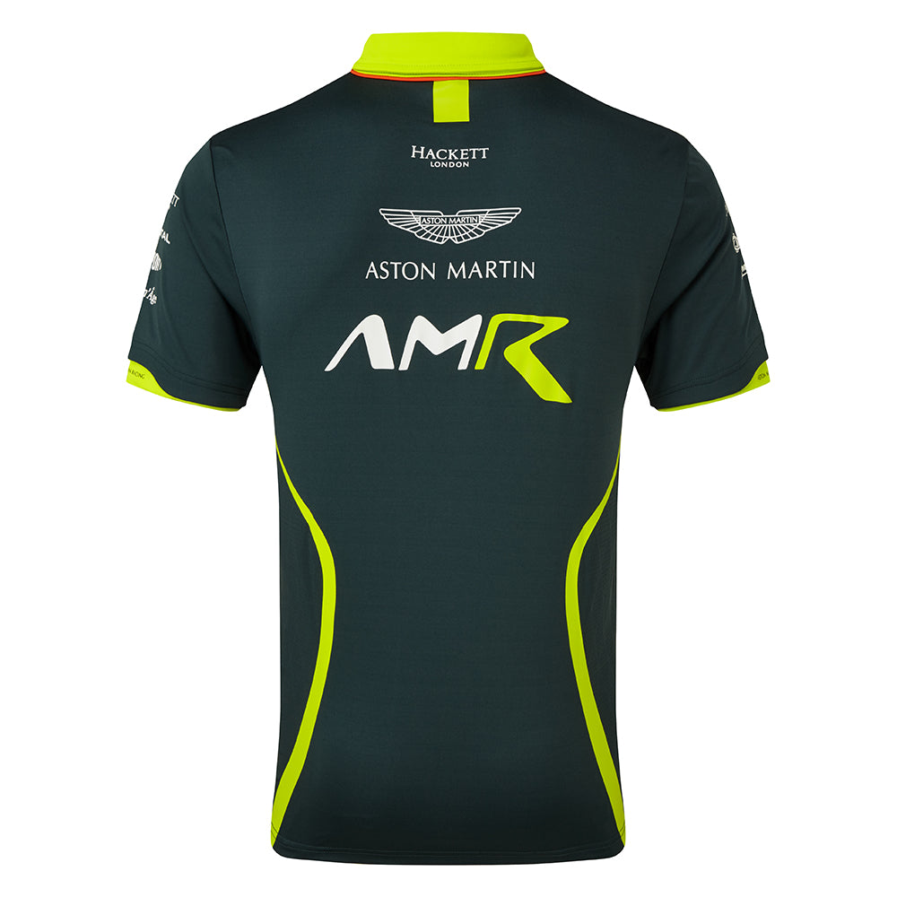 Aston Martin Racing Team Polo Shirt
