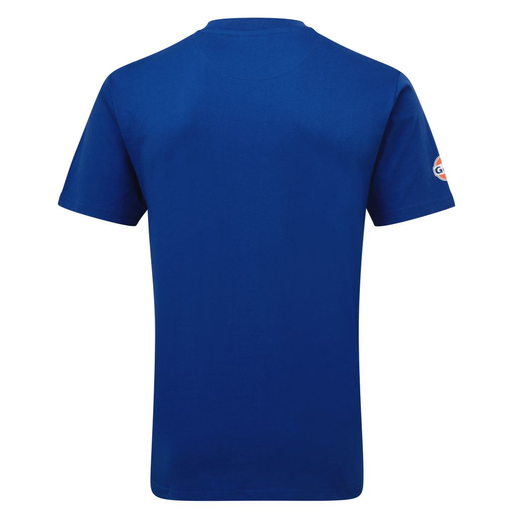 GULF Limited Edition Heritage T-Shirt Blue